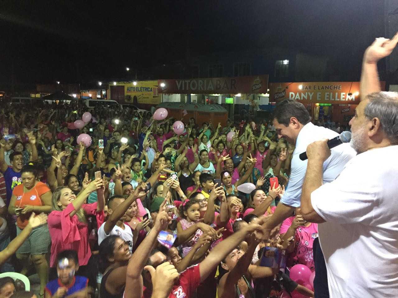 """Movimento """"Unidas Somos Mais"""" reúnem mais de 2 mil mulheres na Zona Leste de Manaus"""