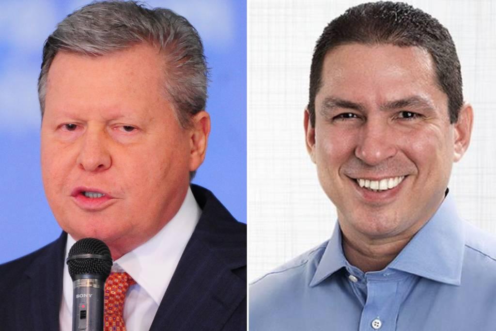 Pesquisa DMP aponta Marcelo Ramos 51,7% e Artur Neto 48,3%