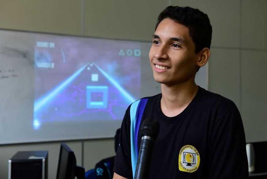 O game promete ajudar no ensino de crianças com idade entre 10 e 13 anos (Divulgação)