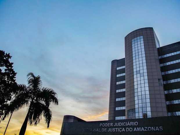 Tribunal de Justiça do Amazonas (Foto: Raphael Alves/TJ-AM)