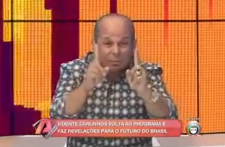 Carlinhos Vidente previu que acidente de avião mataria time de futebol