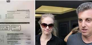 Luciano Huck se pronuncia sobre fatura de cartão de crédito que viralizou na web
