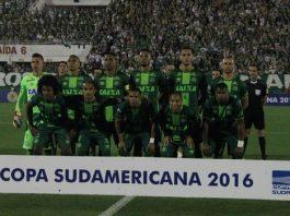 Equipe do Chapecoense pode ser declarada campeã da Copa Sul-Americana