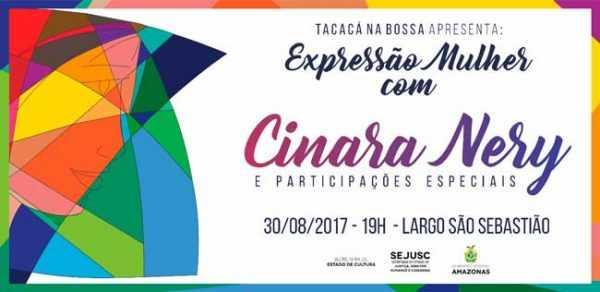"""1ª edição da manifestação cultural """"Expressão Mulher"""" / Divulgação"""