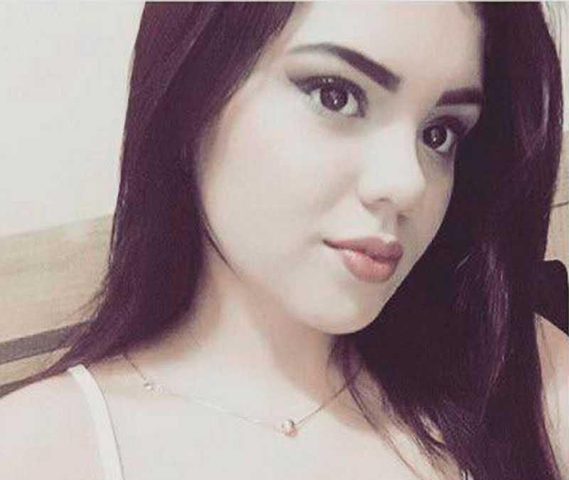 Ana Lisboa, 20, morreu na madrugada do domingo- Imagem reprodução