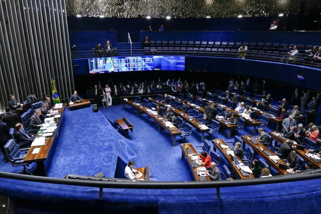 Senado aprova PEC do Teto dos Gastos Públicos em 2º turno - Reprodução
