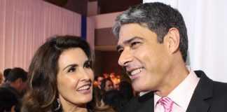 William Bonner e Fátima se reaproximam, segundo colunista - Foto de divulgação