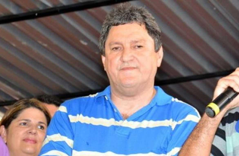 Prefeito eleito de Presidente Figueiredo Romeiro Mendonça (PDT)