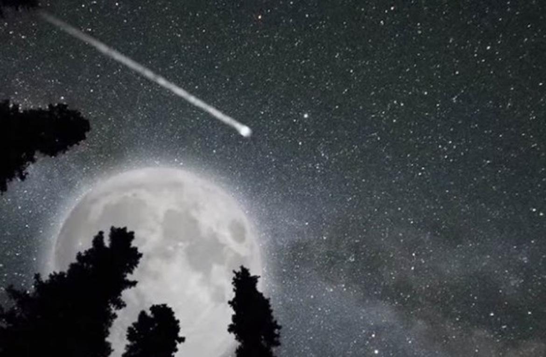 última superlua do ano será acompanhada de chuva de meteoros