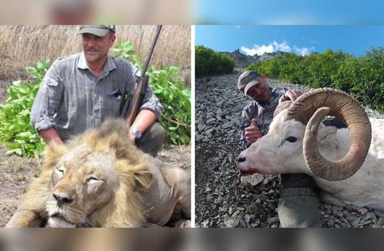 Luciano Ponzetto morre durante caça / Reprodução