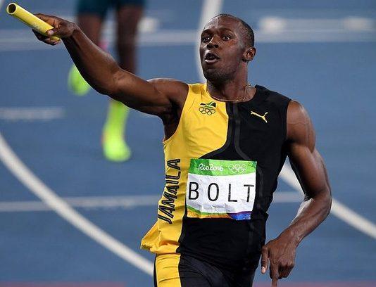Usain Bolt -Reprodução/Twitter