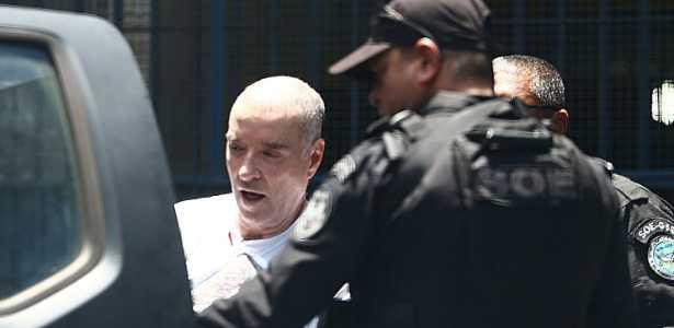 Com cabeça raspada, Eike Batista - Foto: Guilherme Pinto / Agência O Globo