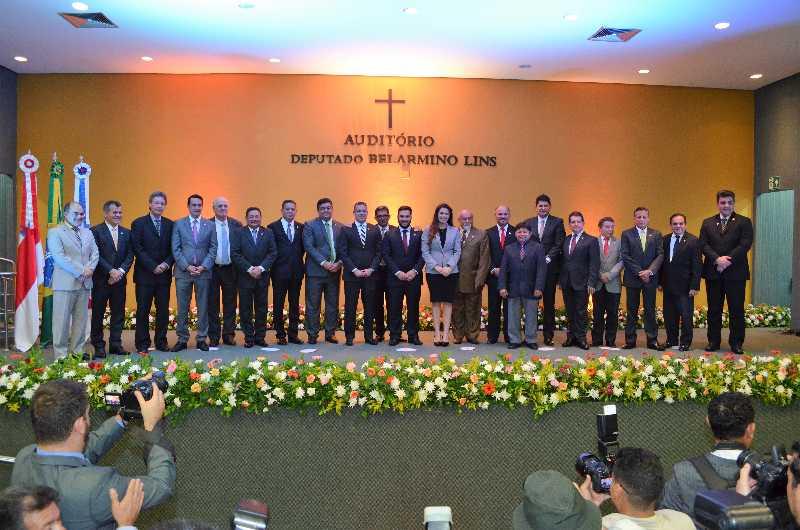 Deputados estaduais destinam R$ 3,5 milhões para a FCecon - Imagem: Assessoria do Deputado Josué Neto
