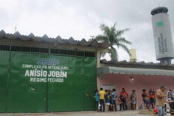 Imagem : Secretaria de Segurança do Governo do Amazonas