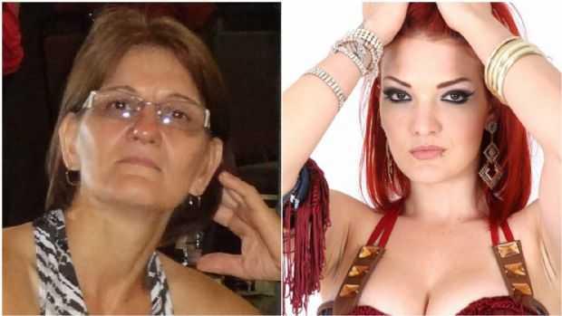 Maria Hilda Panas ( 55 anos ) e Maíra Panas (24 anos) / Divulgação