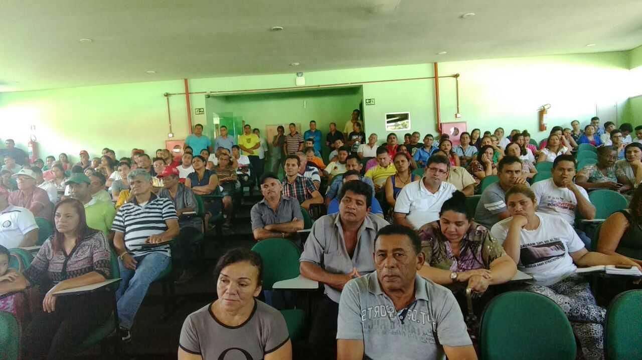 Prefeito de Presidente Figueiredo conversa com empresários - Imagem: No Amazonas é Assim