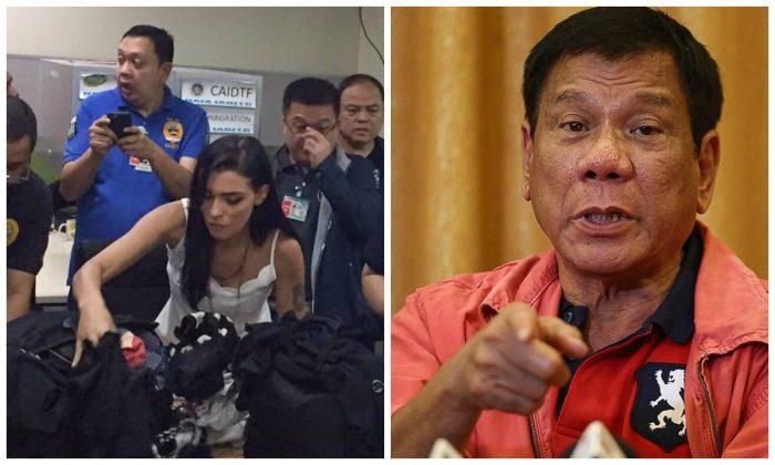Yasmin Fernandes pode ser condenada a morte - Imagem ABS-CBN News/Reprodução