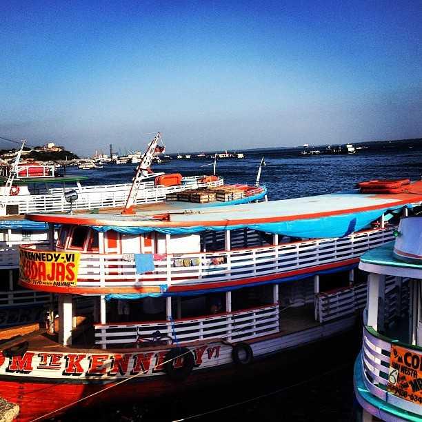 Barco regional