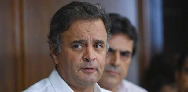 Senador Aécio Neves, presidente nacional do PSDB - Imagem de Divulgação