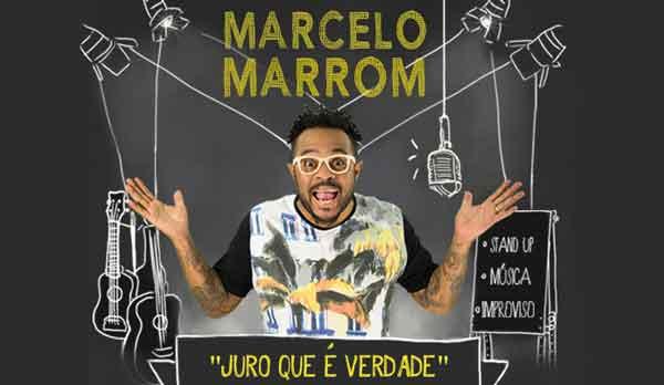 O humorista apresentará o show 'Juro que é verdade'/Foto: Divulgação