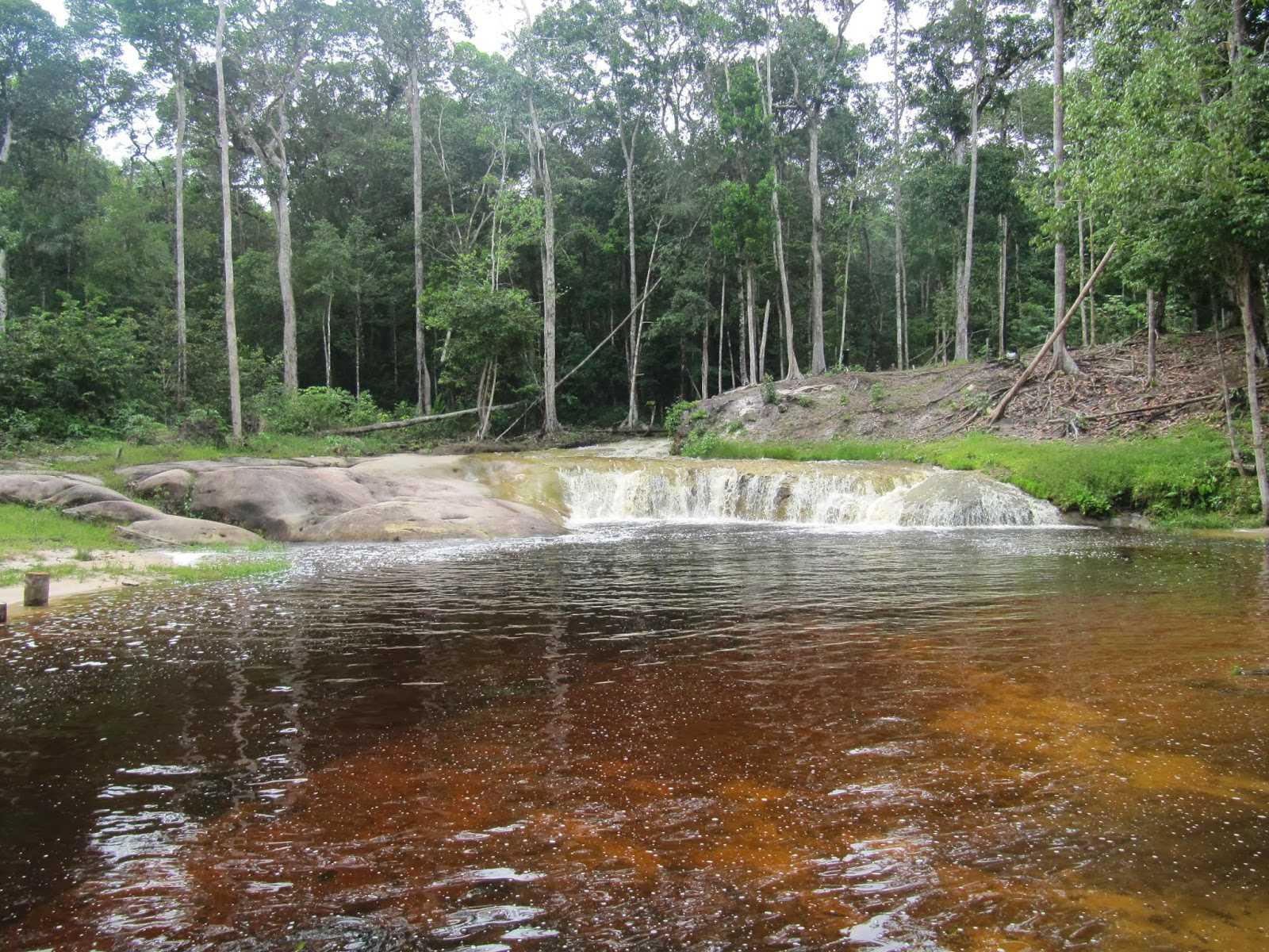 Cachoeira Berro d'água / Foto : Carlos Alberto