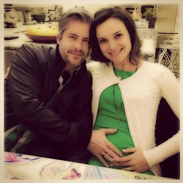 Victor Chaves e Poliana Bagatini (Foto: Reprodução / Instagram)