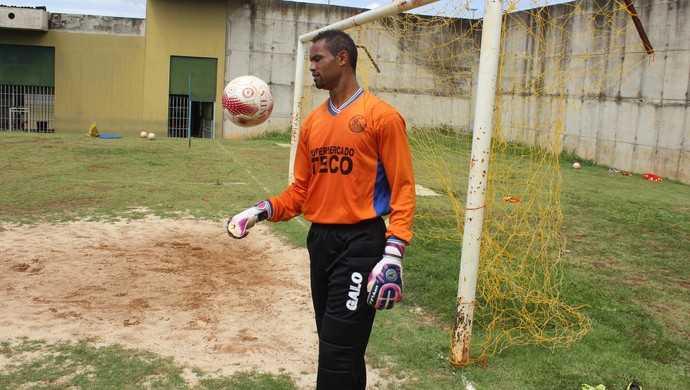 Penarol pode ter goleiro Bruno no time - Imagem de Divulgação