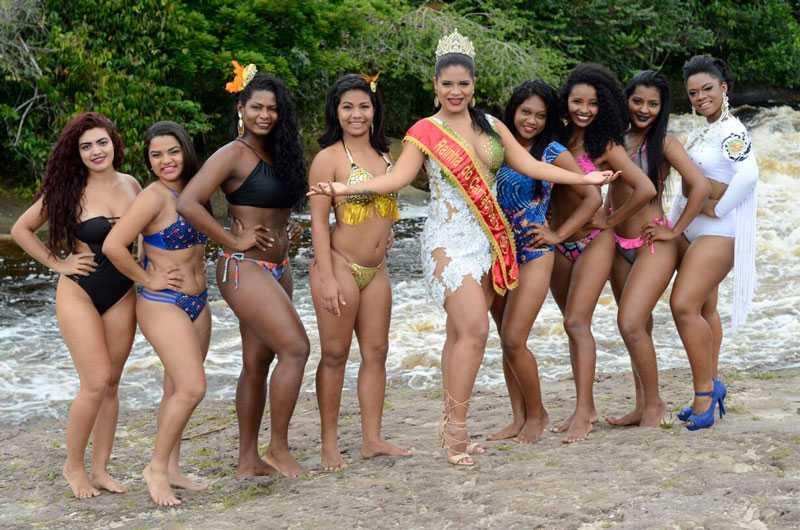 Concurso Rainha do Carnachoeira 2017