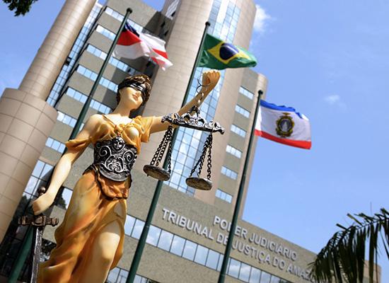 Tribunal de Justiça do Amazonas deve escolher hoje novo desembargador / Divulgação