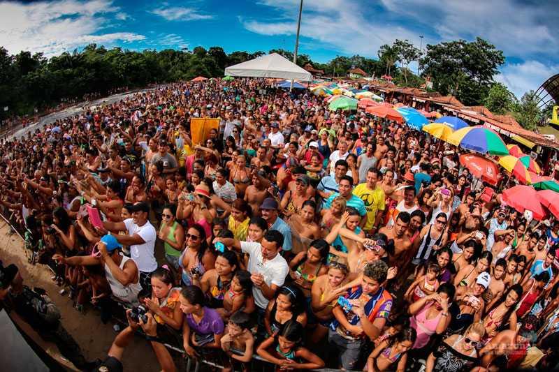Carnachoeira deve reunir 90 mil pessoas em Presidente Figueiredo / Divulgação