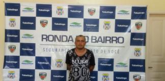 """Traficante Rubel Gualtero Sepulveda, 31, conhecido como """"Morucho""""- Imagem de divulgação"""