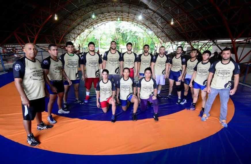 Atletas amazonenses são campeões em disputa nacional de Wrestling no RJ / Divulgação