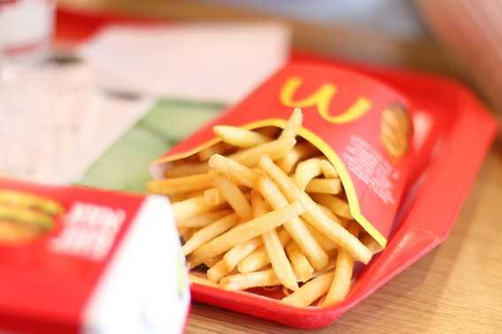 O consumo de McDonald's continua a crescer no Brasil / BigStock
