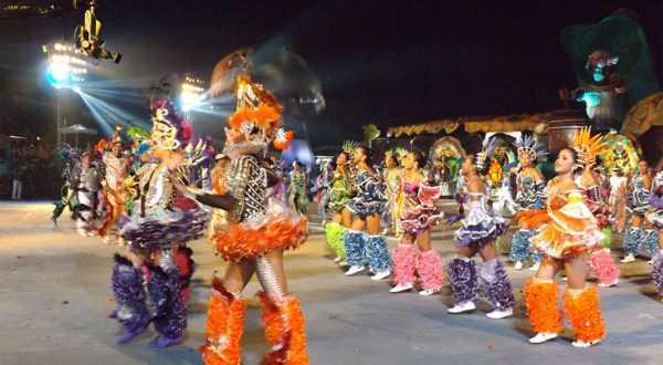 O Festival de Cirandas, é a maior manifestação cultural da cidade / Divulgação