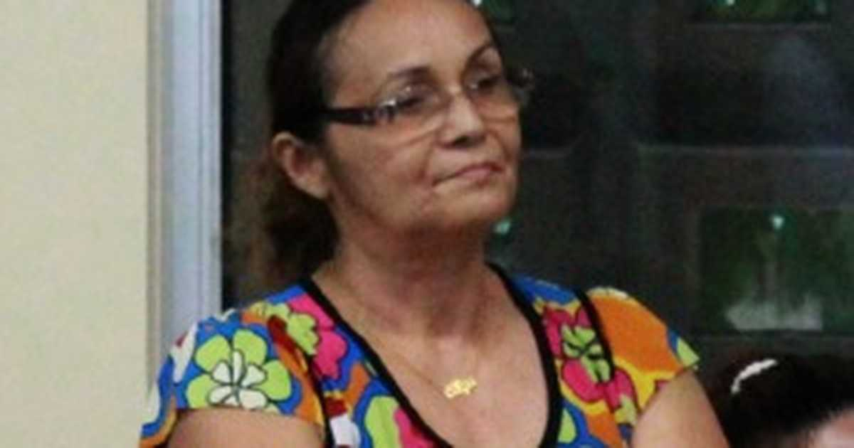 Olga, esposa do avô de Jimmy, negou envolvimento (Foto: Adneison Severiano/G1 AM)