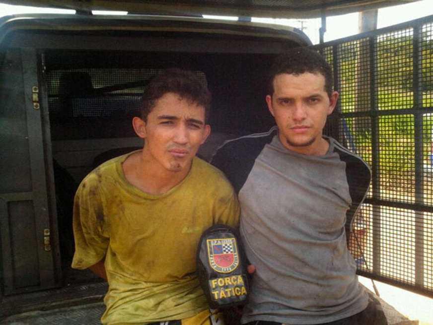 Caso Belota: Polícia recaptura Rodrigo Alves após rebelião