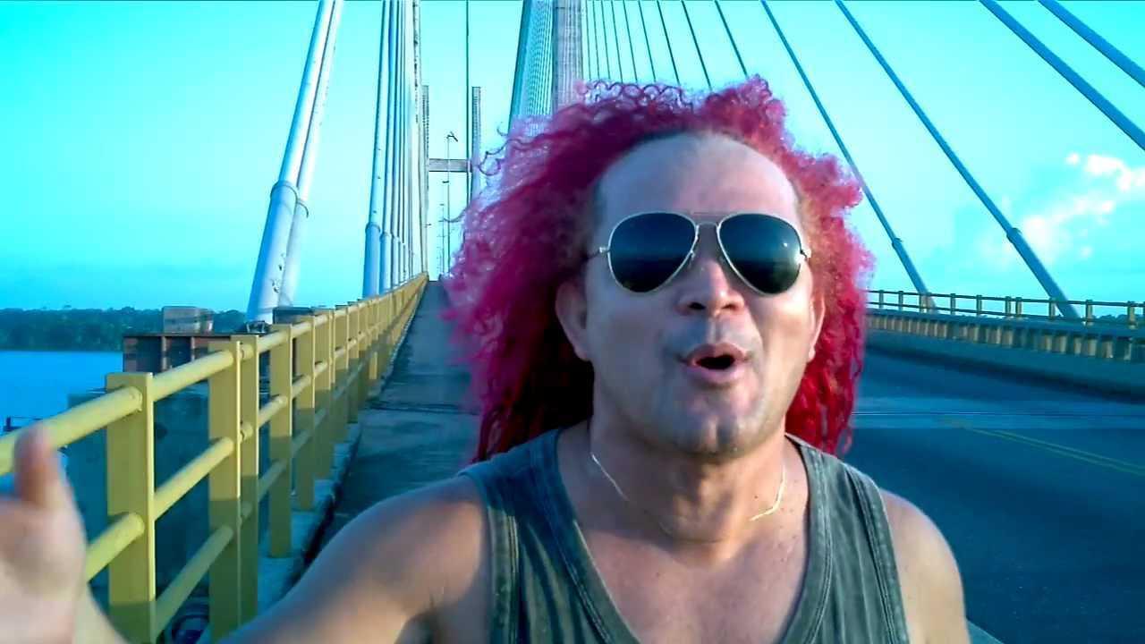 Wanderley Andrade fará show em Manaus atendendo a pedidos de internautas - Imagem reprodução do Youtube