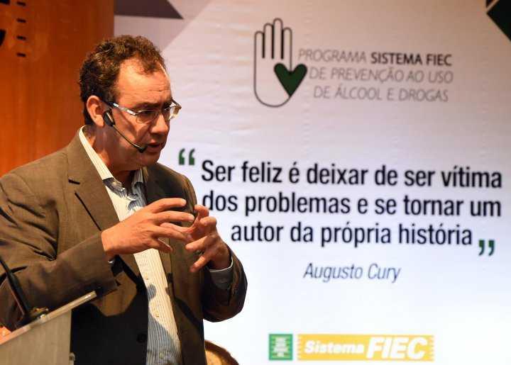 Augusto Cury / Divulgação