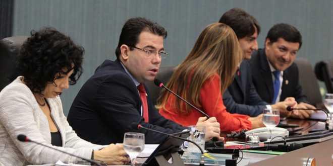 Câmara Municipal aprovou o repasse sem maiores questionamentos (Foto: Tiago Corrêa / CMM)