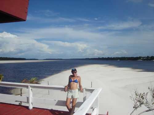 Arquipélago Fluvial de Mariuá / Foto : Guilherme Quadros