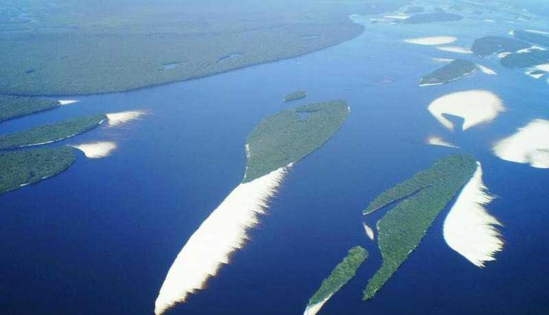 Arquipélago Fluvial de Mariuá em Barcelos / Divulgação