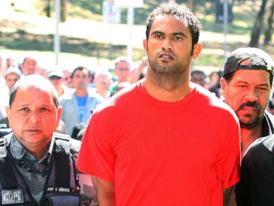Primeira Turma do Supremo Tribunal Federal derrubou, por 3 votos a 1, habeas corpus que libertou o atleta, concedido em fevereiro pelo ministro Marco Aurélio Mello. / Divulgação