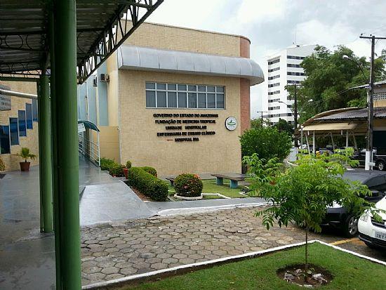 Caso de meningite em criança de 12 anos é confirmado em Manaus - Imagem de divulgação
