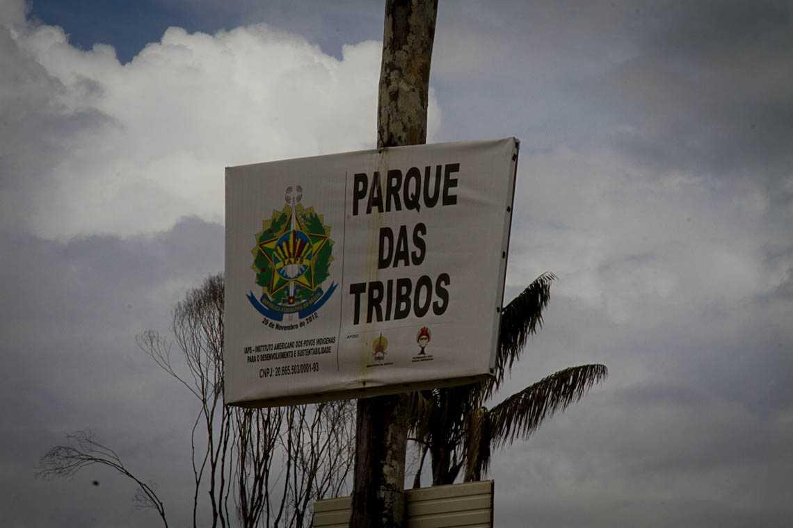 Parque das Tribos, Tarumã - Imagem: Alberto César Araújo