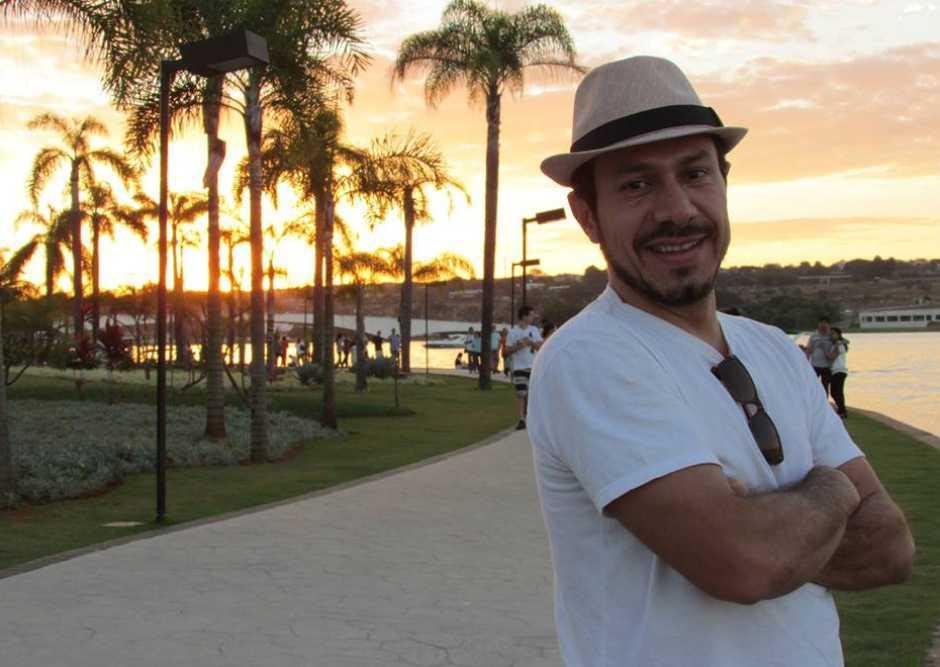 Goiano participante do 'BBB17' / Foto Divulgação