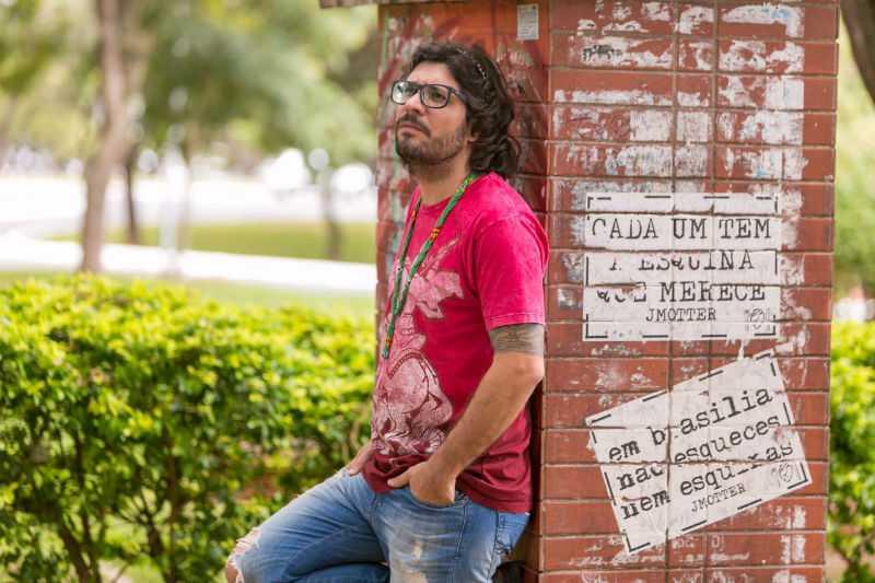 Ex-BBB Ilmar - Imagem: Felipe Menezes