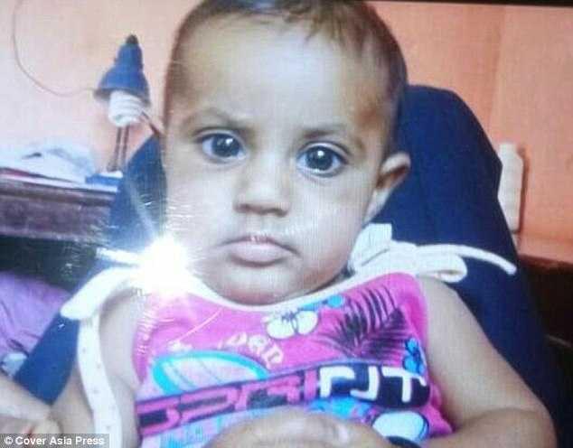 Lali tinha apenas quatro meses de vida