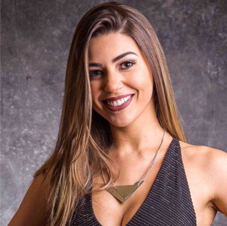 Vivian Amorim / Reprodução Facebook