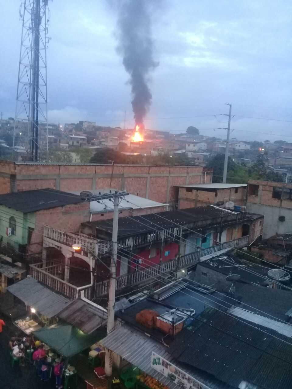Imagem: Whatsapp Grupo Notícias do Amazonas