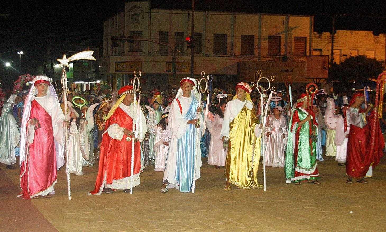 a tradição das Pastorinhas virou Patrimônio Cultural de Natureza Imaterial do Amazonas. / Divulgação